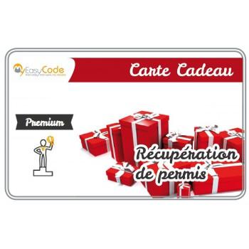 Carte cadeau prémium