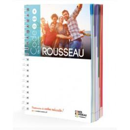 Livre de code « Rousseau »